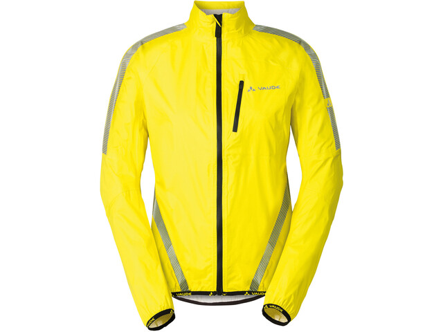 VAUDE Luminum Performance Jacket Dam canary
